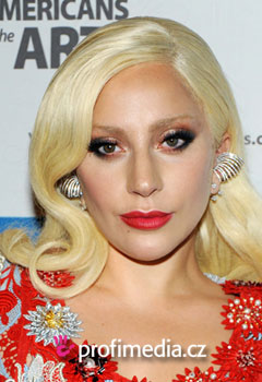 Promi-Frisuren - Lady Gaga