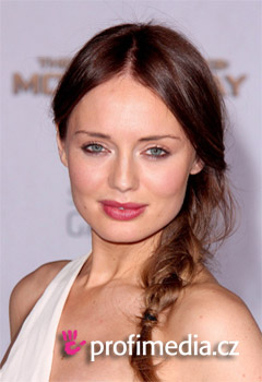 Prom hairstyle laura haddock laura haddock Picture of cute braid ideas long hairstyles for straight hair tumblr
