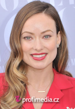 Acconciature delle star - Olivia Wilde