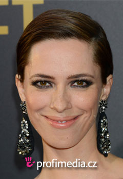 Acconciature delle star - Rebecca Hall