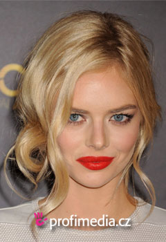 Promi-Frisuren - Samara Weaving