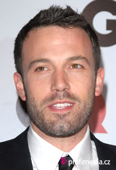 Acconciature delle star - Ben Affleck