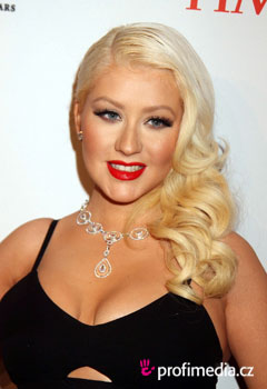 Acconciature delle star - Christina Aguilera