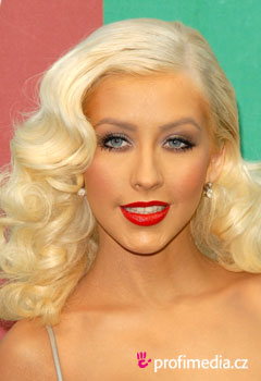 Prom hairstyle christina aguilera christina aguilera Brown hair color ideas tumblr ssnunwor peekaboo hairstyle