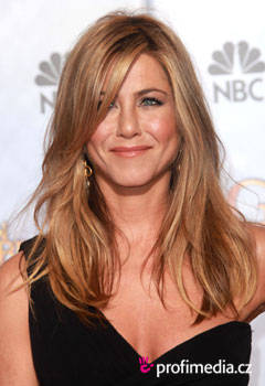 Acconciature delle star - Jennifer Aniston