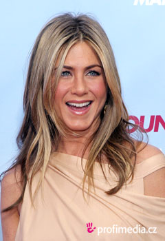 Promi-Frisuren - Jennifer Anniston