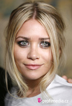 Coiffures de Stars - Ashley Olsen
