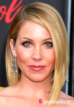 Acconciature delle star - Christina Applegate