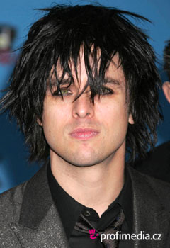 Promi-Frisuren - Billie Joe Armstrong