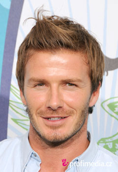 Acconciature delle star - David Beckham