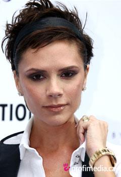 Promi-Frisuren - Victoria Beckham