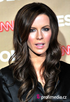 Účesy celebrit - Kate Beckinsale