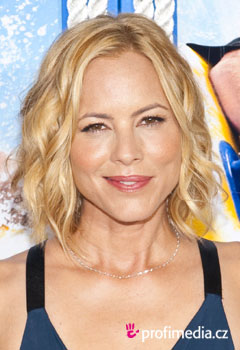 Promi-Frisuren - Maria Bello
