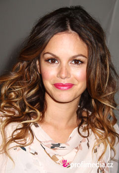 Prom hairstyle - Rachel Bilson - Rachel Bilson