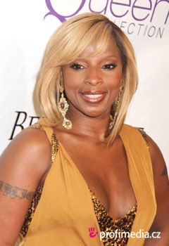 Acconciature delle star - Mary J. Blige