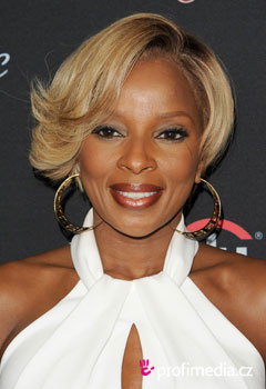 Promi-Frisuren - Mary J. Blige