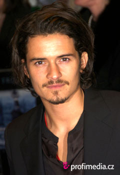 Acconciature delle star - Orlando Bloom