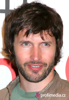 Acconciature delle star - James Blunt