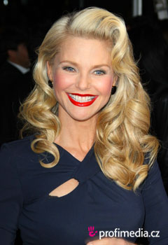 Acconciature delle star - Christie Brinkley