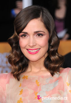 Acconciature delle star - Rose Byrne