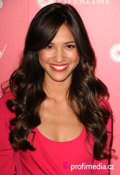 Acconciature delle star - Kelsey Chow