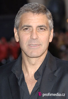 Acconciature delle star - George Clooney
