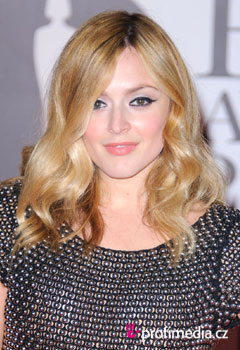 Prom hairstyle - Fearne Cotton - Fearne Cotton