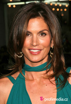 Acconciature delle star - Cindy Crawford