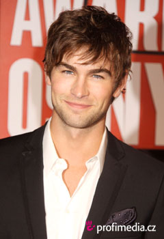 Acconciature delle star - Chace Crawford