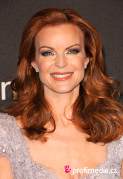 Promi-Frisuren - Marcia Cross