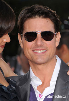 Acconciature delle star - Tom Cruise