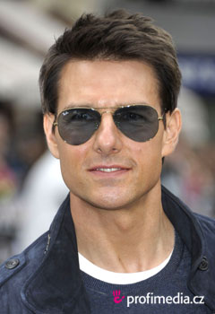Promi-Frisuren - Tom Cruise