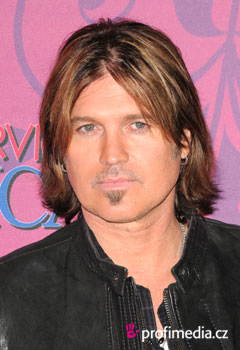 Peinados de famosas - Billy Ray Cyrus
