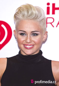 Acconciature delle star - Miley Cyrus