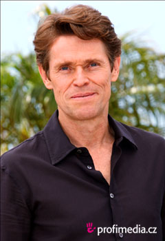Acconciature delle star - Willem Dafoe