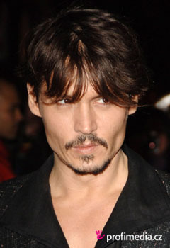 Acconciature delle star - Johnny Depp