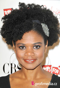 Acconciature delle star - Kimberly Elise