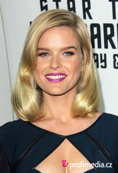 Promi-Frisuren - Alice Eve