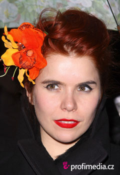 Acconciature delle star - Paloma Faith