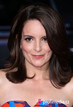 Coafurile vedetelor - Tina Fey
