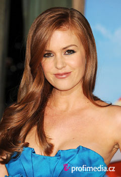 Promi-Frisuren - Isla Fisher