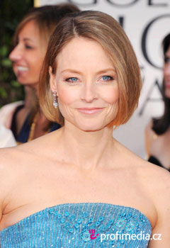 Prom hairstyle - Jodie Foster - Jodie Foster