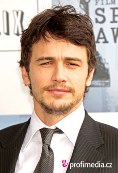 Peinados de famosas - James Franco