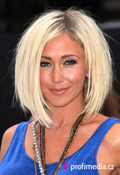 Acconciature delle star - Jenny Frost