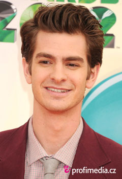 Acconciature delle star - Andrew Garfield