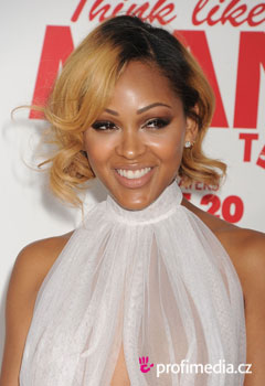 Coiffures de Stars - Meagan Good