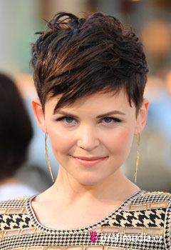Promi-Frisuren - Ginnifer Goodwin