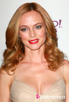 Coiffures de Stars - Heather Graham