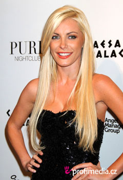 Acconciature delle star - Crystal Harris