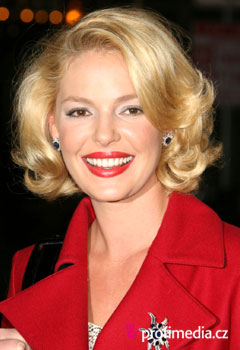 Acconciature delle star - Catherine Heigl